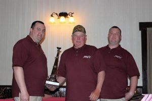 Walt Kunkle 40 years of service