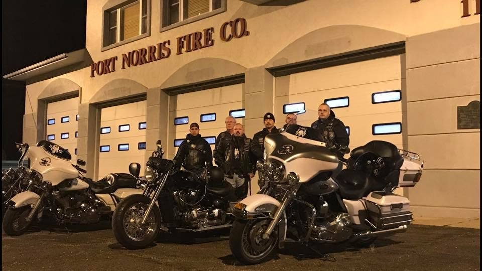 Brothers In Blue come to Port Norris